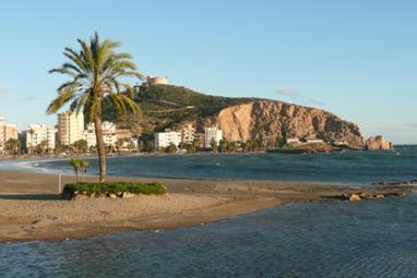 Campings aan Zee, Spanje