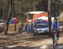 Camping La Côte d'Argent, Gironde