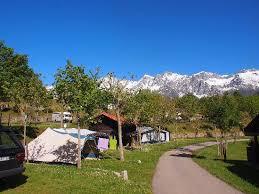 berg camping pyreneeen