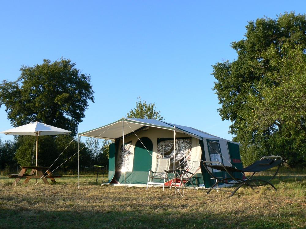 Camping Le Petit Moulin, Auvergne